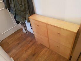 Shoe cupboard/ rack