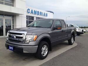 2013 Ford F-150 XLT w/ 301A Package!