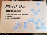 """Iiyama Prolite 21.5"""" monitor (Brand New)"""