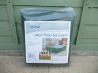 Draper Large Patio Set Cover brand new and unopened
