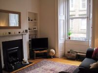 Two bedroom furnished flat available 6th February – 5 mins walk from London Road, Leith, £750 pm