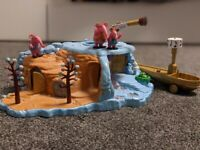 Clangers Playset, Vehicle & Characters