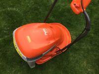 Flymo Mow 'n' Vac lawnmower