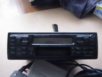 Sony CD Player with 10 CD Changer Unit plus wiring loom