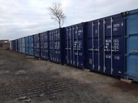 CONTAINER STORAGE FOR RENT - EAST CALDER