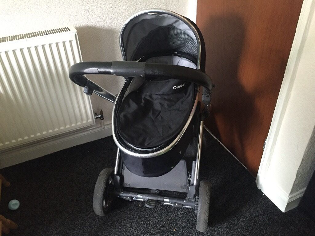 Oyster max travel system