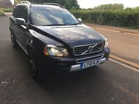 Volvo XC90 2.4 D5 R Design SE Estate Geartronic AWD