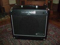 Behringer GM110 VTone Guitar Amplifier 30 watt