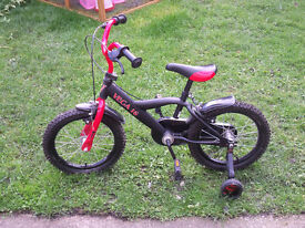 """Boys Bike 16"""" great condition, hardly used, great christmas present"""