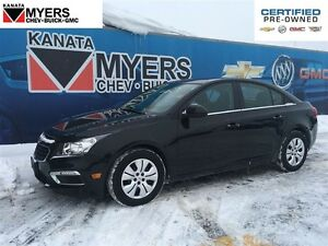 2016 Chevrolet Cruze LOADED LT MODEL WITH POWER SUNROOF, AIR CON