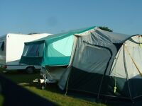 Pennine Pullman 535 6 berth Folding Camper 2006 Luxury Camping