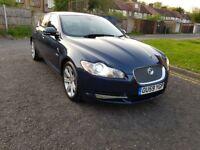 2010 Jaguar XF 3.0 TD V6 Luxury 4dr Auto @07445775115 Navigation+Rear+Camera+Warranty+1Owner+History