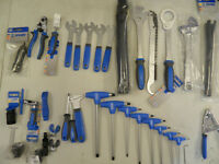 Unior Professional Tool Workshop Kit- Pro Workshop Level Tools For Bike Mechanic