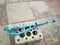 Plumbers Pipe Bender 15 and 19 mm in perfect Condition