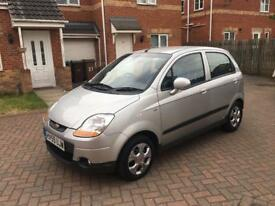 chevelot matiz 2010 cheap and reliable very low mileage and new MOT for one year