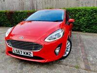 Ford Fiesta 1.0 EcoBoost TURBO Titanium 5dr 💥NEARLY NEW CAR💥