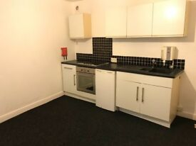 Preston Town centre 1 bed apartment flat to let rent