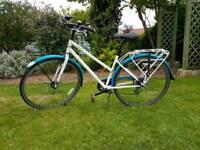 Hybrid ladies bike