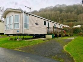Privately owned caravan for sale on Quay West