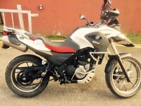 BMW G 650 GS in North London