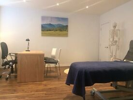 Therapy room for rent therapist West End of Glasgow - Finnieston