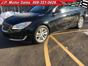2015 Buick Regal Turbo, Automatic, Leather, Heated Seats, Back U