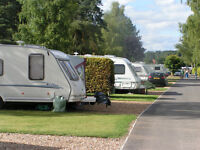 TOURING CARAVAN AVAILABLE