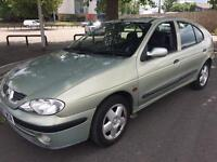 Renault Megane auto 1.6