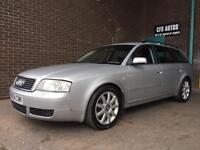 2004 AUDI A6 TDI QUATTRO SPORT AUTOMATIC ESTATE WITH FULL LEATHER