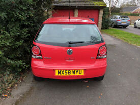 Volkswagen Polo 1.4 TDI MAtch 3dr. Iphone Charger and Aux. New brake pads & Discs.