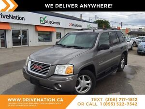 2006 GMC Envoy SLE TOW PACKAGE! 4X4! LOW km!