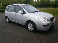 2007 KIA CARENS 2.0 CRDI SR...MOTD DEC 2018...7SEATER...low miles...zafira scenic galaxy