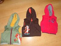 Disney Baby Jackets/Gillets Bundle 0-3 months