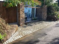 paving, driveways,patios ,brick fence ,wooden fence