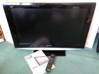 Panasonic Viera TX-32LXD85 LCD TV 32inch HD Freeview