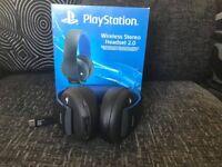 Sony PlayStation Wireless Stereo 2.0 Headband Headset