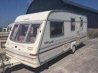 Bailey pageant 4 berth (open bank holiday)