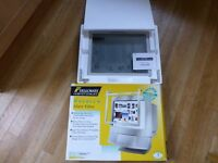 Brand new in box Fellowes Premium Glare filter for 16-17 inch monitor