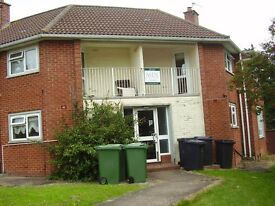 Lovely one bedroom first floor flat with plenty of storage and private gardens
