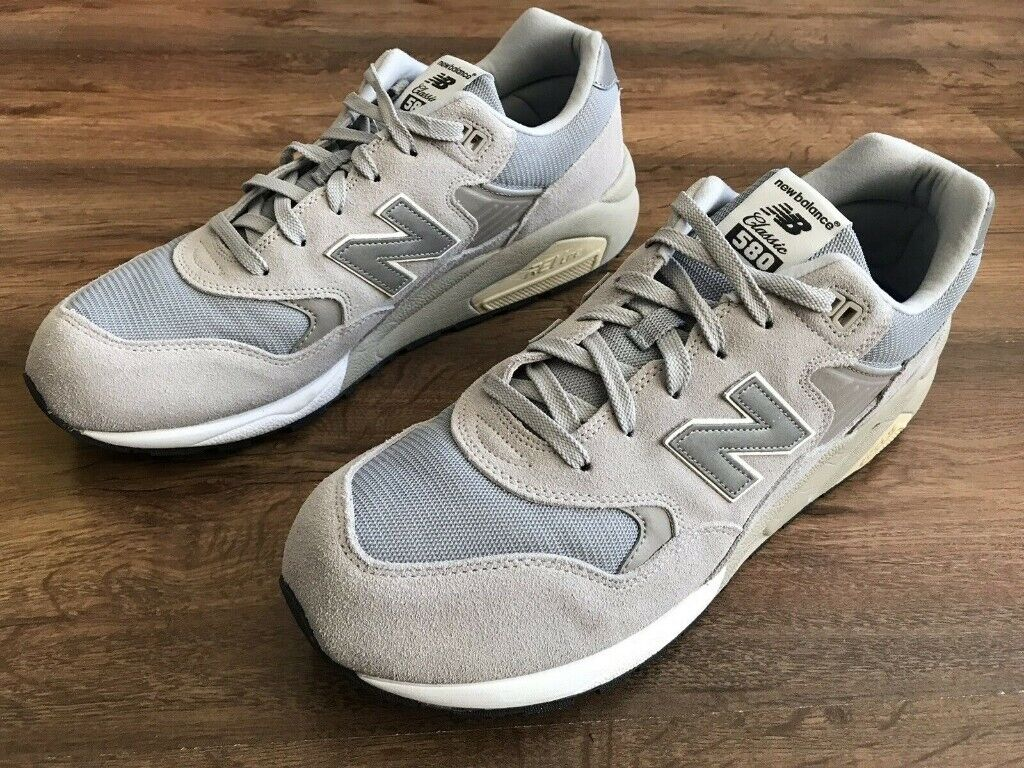 new arrivals 43b45 f37ba New Balance 580 Elite Edition Revlite Grey Trainers Size UK 10 | in  Newcastle, Tyne and Wear | Gumtree