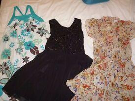 Girls age 11 clothing bundle- Dresses inc. designer names