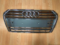 FRONT GRILLE QUATTRO - NEW Audi A5 - S5