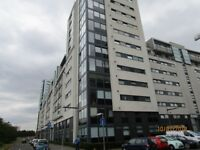 Two Bedroom Furnished Flat Castlebank Place, Glasgow Harbour, Close to West End & City (ACT 333)