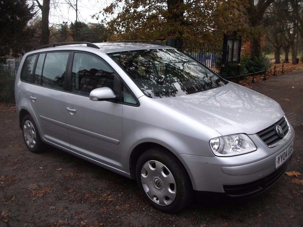 Volkswagen Touran 2.0 TDI PD SE MPV 5dr (7 Seats) 7 SEATER 7 SEATER 12 MONTHS WARRANTY NATIONWIDE