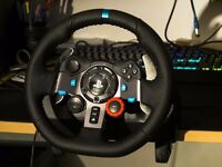 2x * NEW * Logitech G29 + shifter worth over £200 WARRANTY / Unopened
