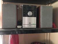 SONY micro Hi-Fi system CMT-EH20DAB