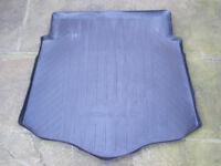 GENUINE Ford Mondeo Mk4 hatchback Boot Mat Floor Liner protector