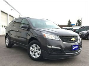 2015 Chevrolet Traverse All wheel drive
