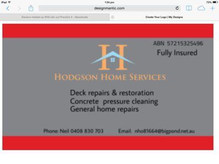 Handyman --Hodgson Home Services Condon Townsville Surrounds Preview