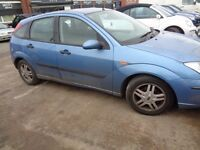 BREAKING - Ford Focus Zetec TDCI 1.8L Diesel 99BHP ----- 2003